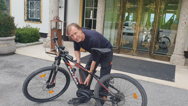 E-Bike-Service im Speckbacher Hof