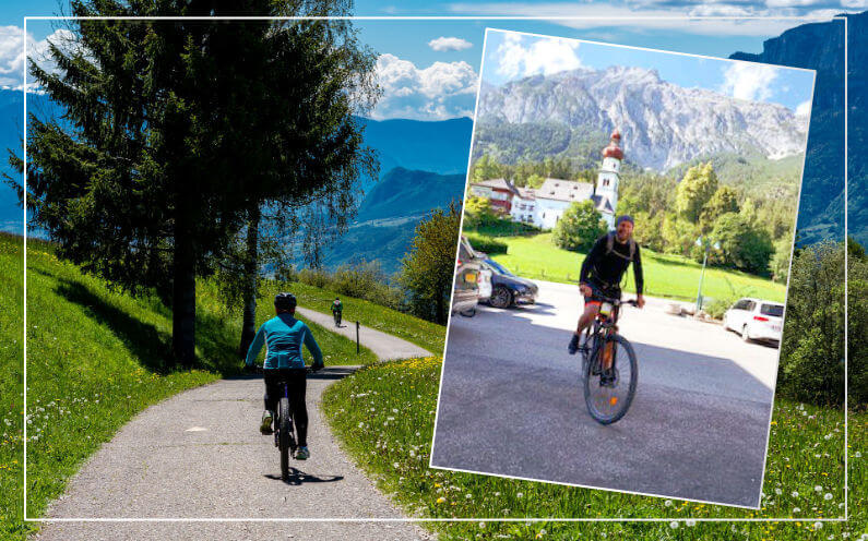Familien-Radtour als Urlaubshighlight