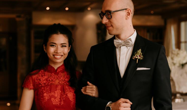 Traumhochzeit von Lisette & Peter