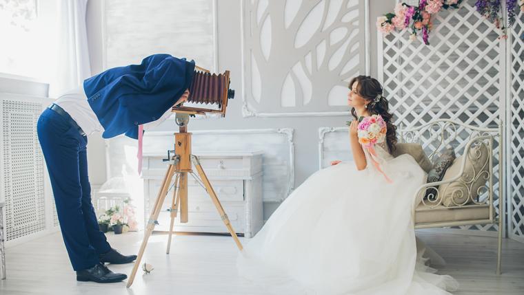 Hochzeitsfoto: An diesen 5 Zeichen erkennen Sie den richtigen Fotografen