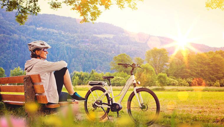 Die drei schönsten E-Bike Ziele rund um den Speckbacher Hof