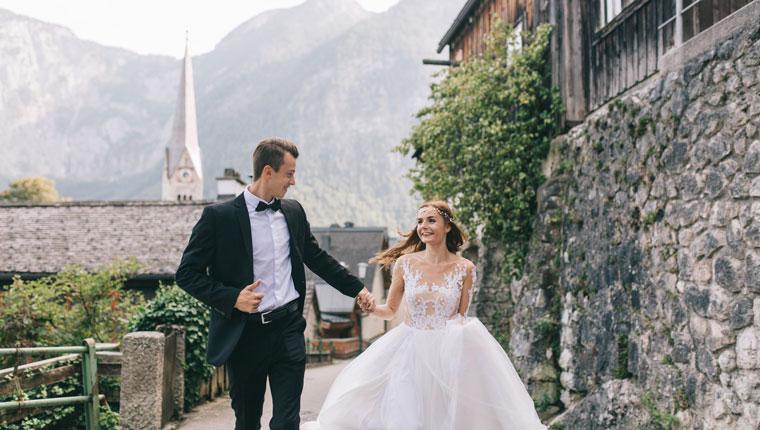 Trauung: Die 5 beliebtesten Orte nahe Innsbruck