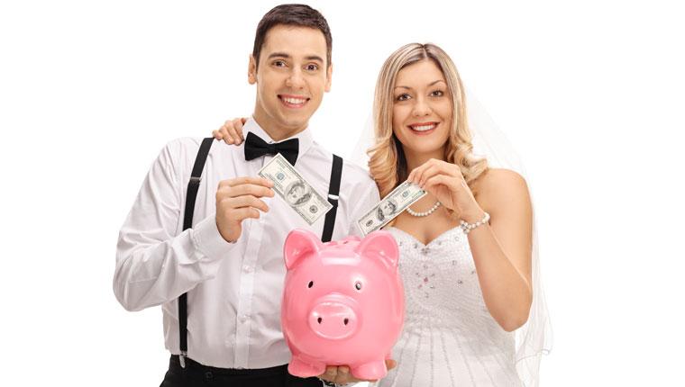 Wie viel wird Ihre Hochzeit kosten? Planen Sie das Hochzeitsbudget und vermeiden Sie böse Überraschungen…